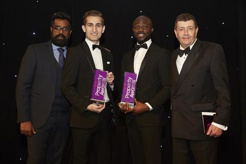 Young Property Personality of the Year - Sponsored by Irwin Mitchell